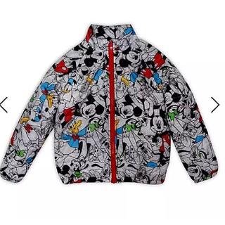 ディズニー(Disney)のアメリカディズニーストア購入 ミッキーライトウェイトパフジャケット110サイズ (ジャケット/上着)