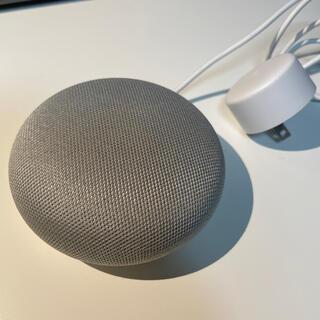 Google - Google Home Mini グーグルホームミニ スマートスピーカー