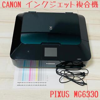 Canon - キャノン インクジェットプリンター複合機 PIXUS MG6330BL