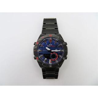 カシオ(CASIO)の美品 カシオ エディフィススクーデリアトロロッソ限定モデル腕時計(腕時計(アナログ))