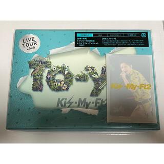 キスマイフットツー(Kis-My-Ft2)のkismyft2 LIVETOUR2020 初回盤DVD(ミュージック)