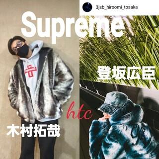 Supreme - Supreme☆Faux Fur Hooded Jacketファージャケット