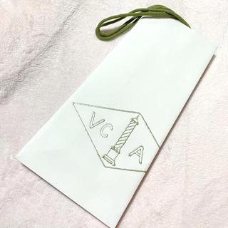 ヴァンクリーフアンドアーペル(Van Cleef & Arpels)のヴァンクリ❤︎紙袋(ショップ袋)