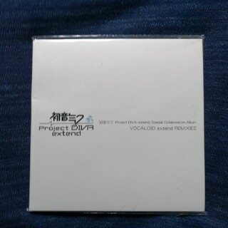 初音ミク -Project DIVA- extend Special CD(ボーカロイド)