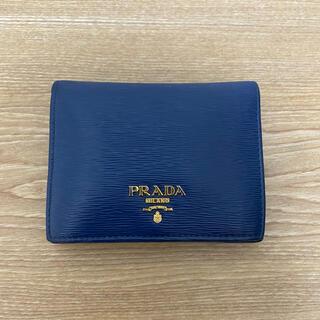 PRADA - PRADA 二つ折り財布 ミニウォレット