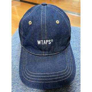 W)taps - (Wtaps)デザイン良 2019 2nd T-6H 02CAP デニムフルロゴ