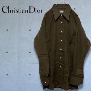 Christian Dior - クリスチャンディオール ドレスシャツ ワイシャツ