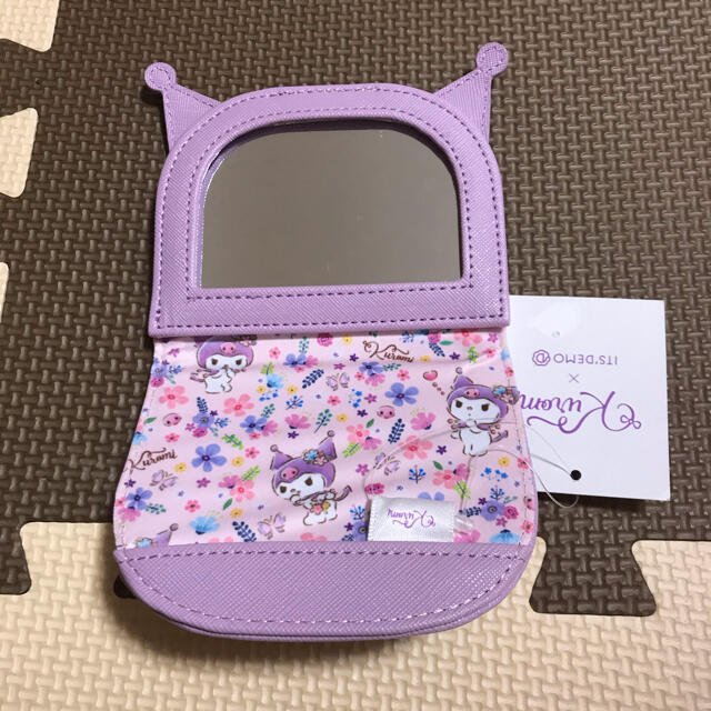 サンリオ(サンリオ)のクロミちゃん ダイカットミラー レディースのファッション小物(ミラー)の商品写真