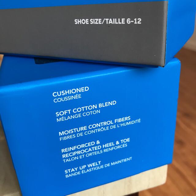 Columbia(コロンビア)の新品Columbia コロンビア肉厚ソックス靴下4足セット アウトドアキャンプ メンズのレッグウェア(ソックス)の商品写真