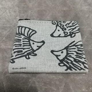 リサラーソン(Lisa Larson)のリサラーソン ハリネズミ 小銭入れ カードケース(コインケース/小銭入れ)