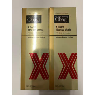 Obagi - Obagi(オバジ) オバジX ブーストムースウォッシュ 150g 洗顔