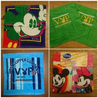 ディズニー(Disney)のタオル まとめ売り(タオル/バス用品)