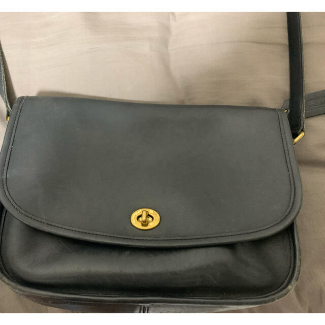 COACH(コーチ)の⚠︎限界価格 オールドコーチ ショルダーバッグ 黒 9790 レディースのバッグ(ショルダーバッグ)の商品写真