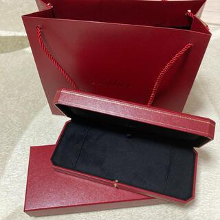 Cartier - Cartierの箱 ショッパー