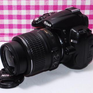 Nikon - ⭐️大切な思い出を作ろう⭐️Nikon D5000 レンズキット・豪華付属品多数