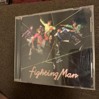 ニュース(NEWS)のfighting man NEWS CD(ポップス/ロック(邦楽))