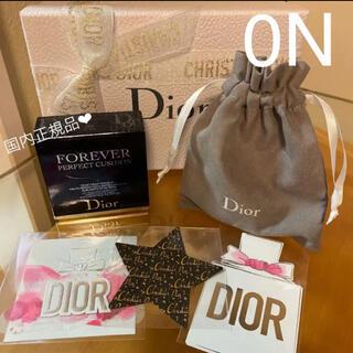 Dior - ディオールスキン フォーエヴァー クッション ディオールマニア 0N