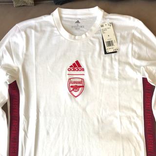 アディダス(adidas)の新品タグ付きArsenalアーセナルadidasアディダス長袖Tシャツ (ウェア)