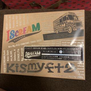 キスマイフットツー(Kis-My-Ft2)のI SCREAM Blu-ray 引越し間近値段交渉可(ミュージック)