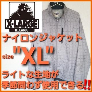エクストララージ(XLARGE)のX-LARGE エクストララージ✨ナイロンジャケット‼️ポリエステルシャツ‼️(ナイロンジャケット)