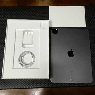 iPad - iPad Pro11インチ 第2世代 128GB スペースグレイ