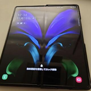 Galaxy Z Fold2 DualSIM SM-F916B 全キャリア対応