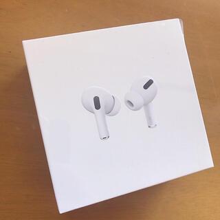 Apple - *最安価*AirPods pro  第3世代 未開封新品