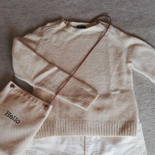 SHIPS - SHIPS ウールセーター