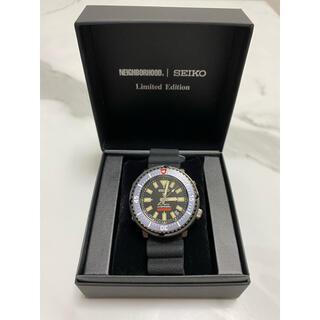 SEIKO - SEIKO × NEIGHBORHOOD Limited Edition 腕時計