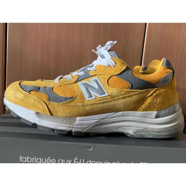 New Balance(ニューバランス)のnewbalance M992BB 28.0cm メンズの靴/シューズ(スニーカー)の商品写真