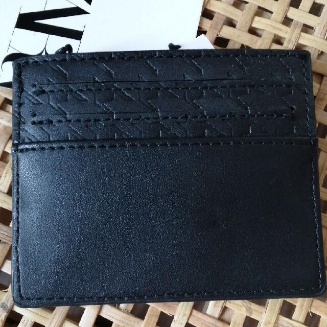 ZARA(ザラ)のZARA ザラ カードケース メンズのファッション小物(名刺入れ/定期入れ)の商品写真