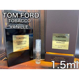 トムフォード(TOM FORD)の☆TOM FORD☆セレブ御用達Richな香水TOBACCOVANILLE(香水(男性用))