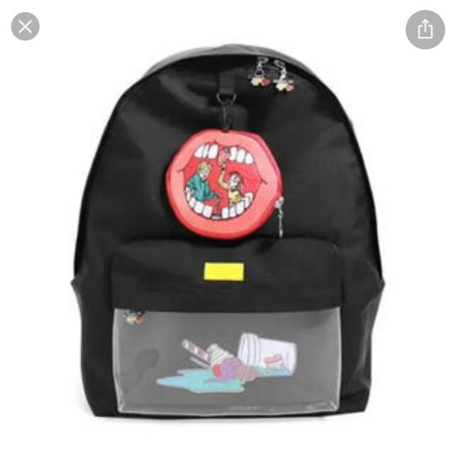 BEAMS(ビームス)のleft alone リュックサック メンズのバッグ(バッグパック/リュック)の商品写真