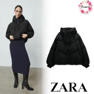 ZARA - ZARA ザラ 2020AW  新作 ダウンジャケット ダウンコート