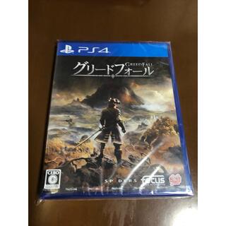 PlayStation4 - グリードフォール