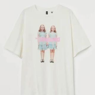 H&M - 【新品】H&M シャイニング Tシャツ