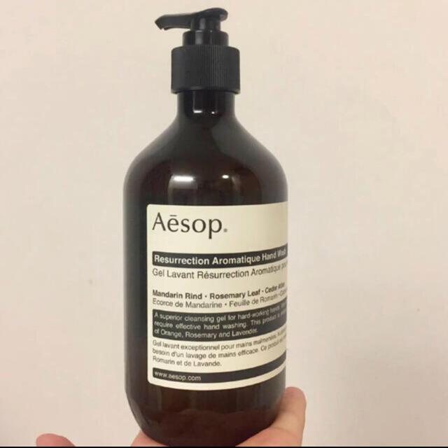 Aesop(イソップ)のイソップAesop ハンドウォッシュ コスメ/美容のボディケア(ボディソープ/石鹸)の商品写真