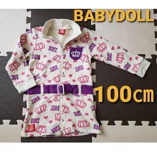 BABYDOLL - BABYDOLL(ベビードール) 100 ワンピース