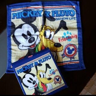 ディズニー(Disney)の新品 ミッキー ウサビッチ プーさんタオル(タオル/バス用品)