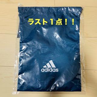adidas - adidas アディダス シューズケース ネイビー