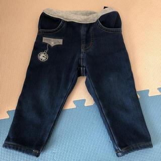 クレードスコープ(kladskap)のクレードスコープ裏起毛パンツ80サイズ(パンツ)