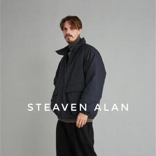 スティーブンアラン(steven alan)の【コメント必須】Steven Alan/PE RIP PUFF BLOUSON(ブルゾン)