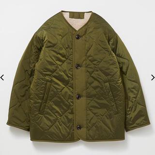 moussy - moussy キルティングジャケット