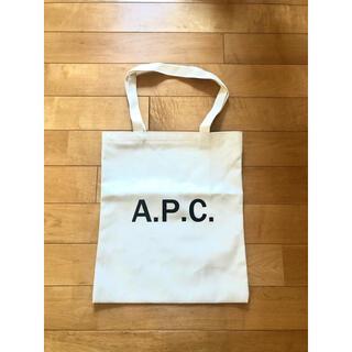 A.P.C - APCキャンバストート エコバック