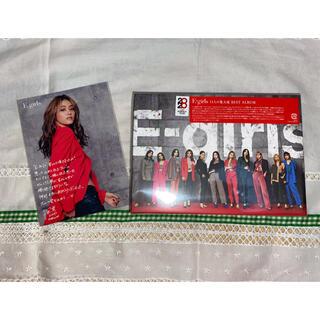 E-girls ベストアルバム DVD