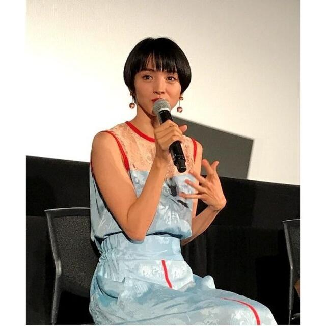 mame(マメ)の試着のみ 満島ひかり着 Mame Kurogouchi ノースリーブ ブラウス  レディースのトップス(シャツ/ブラウス(半袖/袖なし))の商品写真