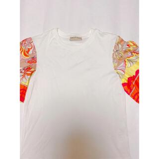 エミリオプッチ(EMILIO PUCCI)のエミリオプッチ Tシャツ(Tシャツ(半袖/袖なし))
