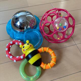 ニシマツヤ(西松屋)のベビー おもちゃ(知育玩具)