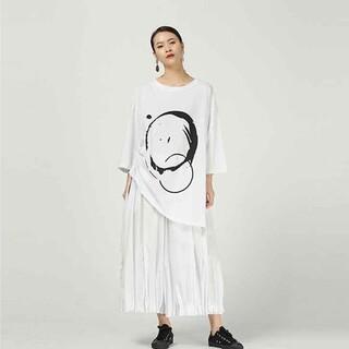 アーバンリサーチ(URBAN RESEARCH)のワイドTシャツ(Tシャツ(長袖/七分))
