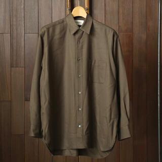 MARKAWEAR - MARKAWARE Wool Comfort fit Shirts サイズ1